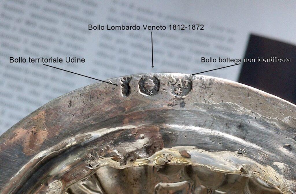 saldatura d'argento in presenza di stagno 11