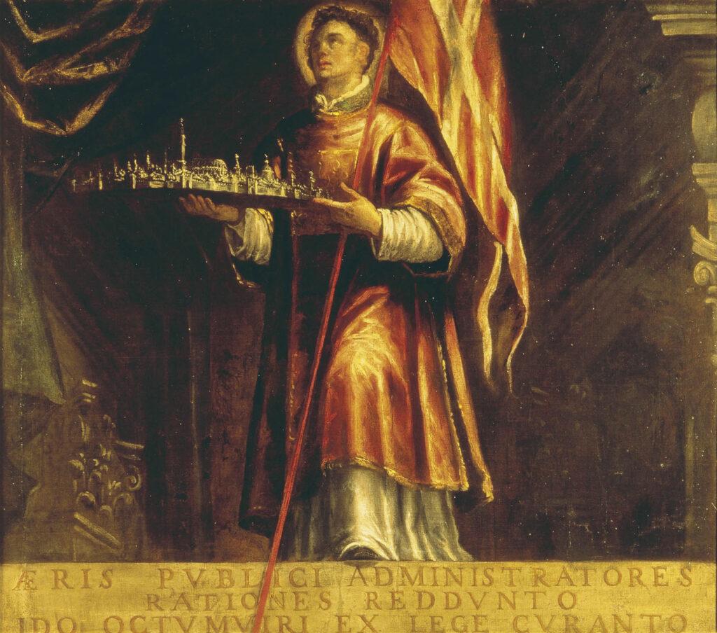 Il Gioiello di Vicenza di Francesco Maffei Palazzo Trissino